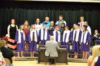 Choir sings See You Again