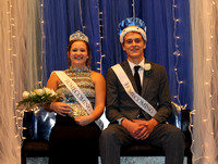 Homecoming Royalty Katelyn Cook & Mason Forsberg