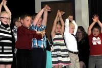 Hartington-Newcastle students reach for the stars